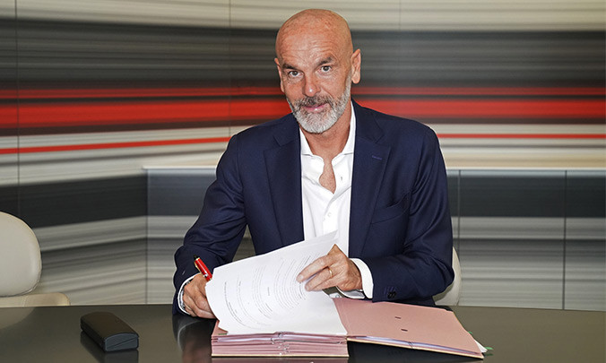 AC Milan confirm Stefano Pioli as new head coach after?Marco Giampaolo?s sacking