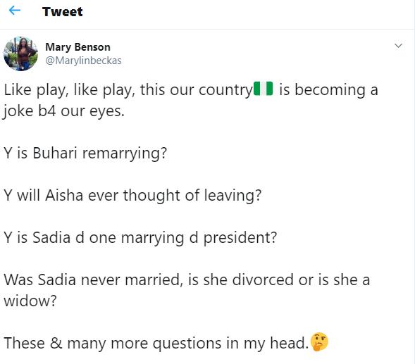 President Buhari,