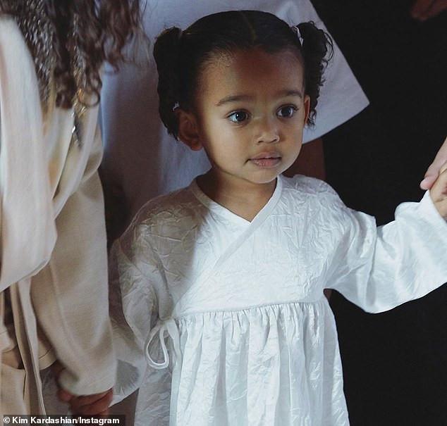 Kim Kardashian Gets Baptized with Her Children in Armenia (Photos)