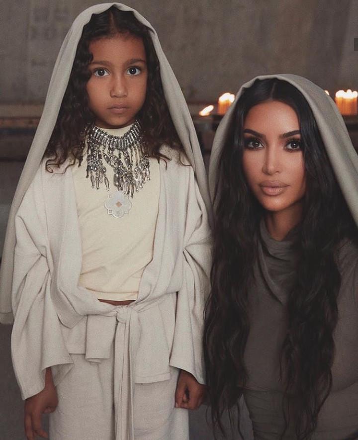 Moment Kim Kardashian
