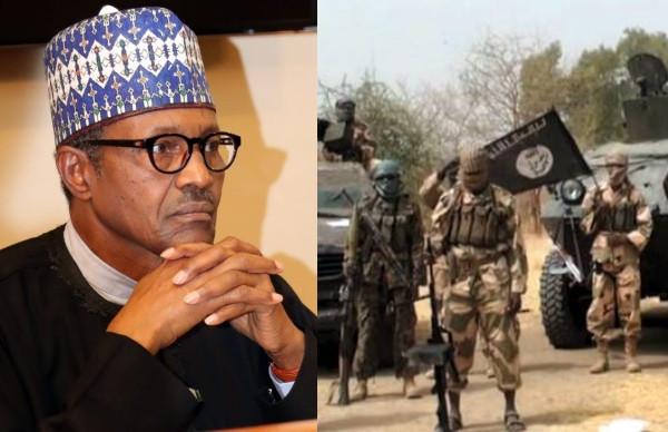 Buhari insists that Boko Haram substantially defeated lindaikejisblog