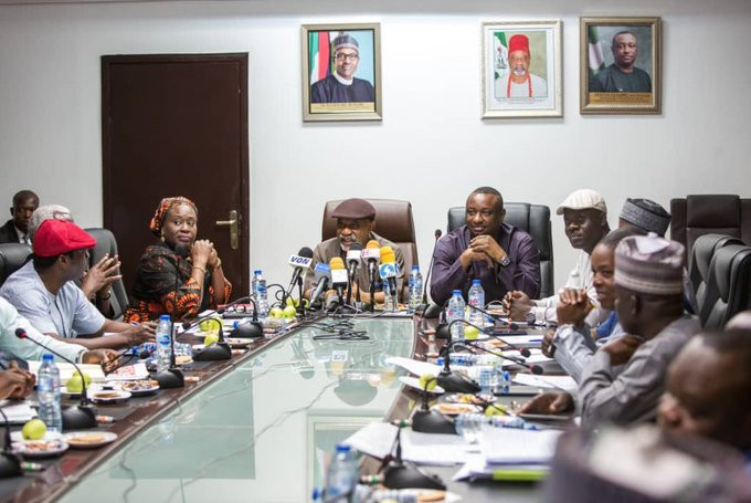 FG, Labour reach agreement on percentage increase for workers lindaikejisblog