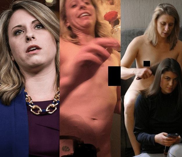 Democrat Katie Hill resigns from congress after photos of her posing naked and making out with female aide surfaced online