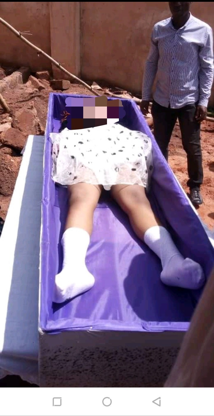Girl, 6, dies after allegedly being shot by suspected Fulani Herdsmen in Enugu State (Graphic photos)