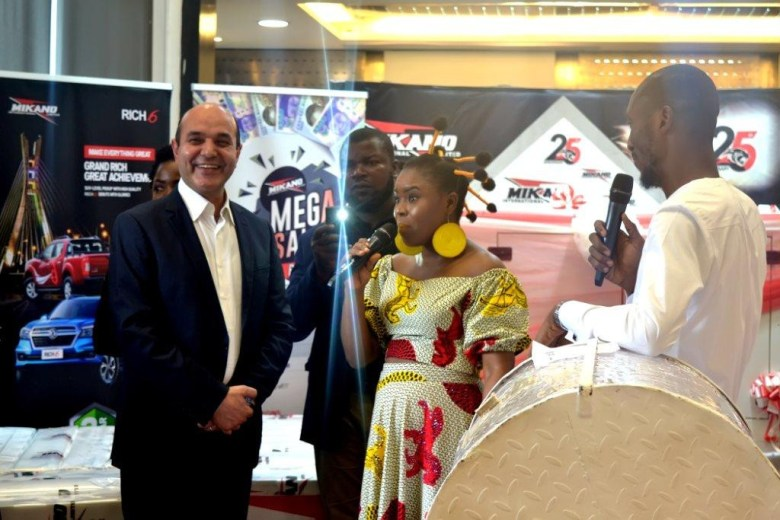Mikano Rewards Customers With A Whooping 50KVA Yorc Generator, as Star Prize; Other Consolation Prizes Including 5 full year Internet Services From Coollink