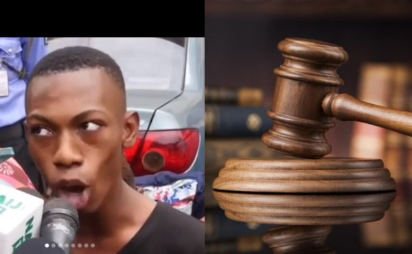 James Brown slams Nigerian court for adjourning dates for case of alleged homosexuality against him and others for over a year (read his update)