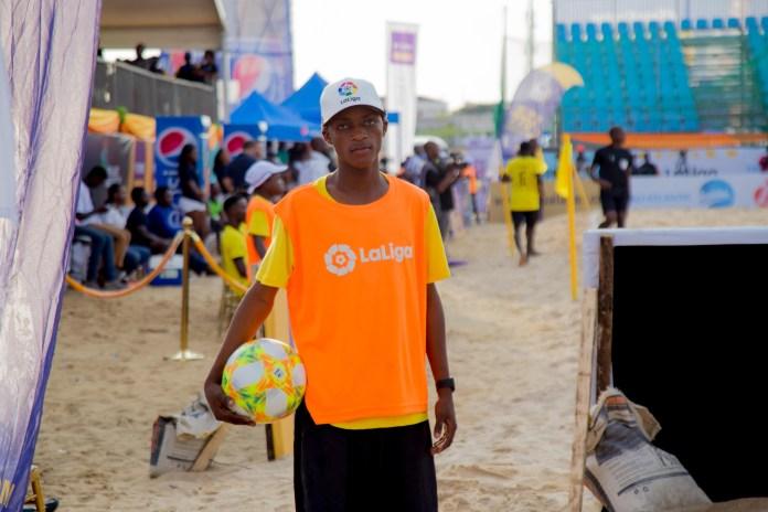 How La Liga Excited Fans At 2019 COPA LAGOS