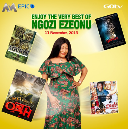 Naija Stand-up Comedy Pop-Up Channel, Juventus vs AC Milan, AM Movie Festival + more this Long Weekend on GOtv
