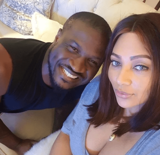 Through thick and thin we still continue to wax on strong- Peter Okoye and wife, Lola, celebrate 6th wedding anniversary