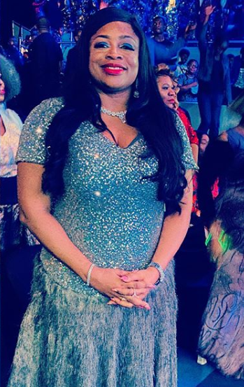 Gospel singer, Sinach welcomes her first child at the age of 46 and after 5 years of marriage (video)