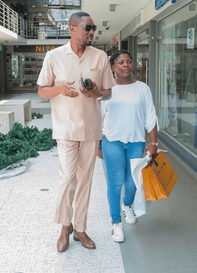 Pastor Tony Rapu shares new photos of former drug addict, Lizzy