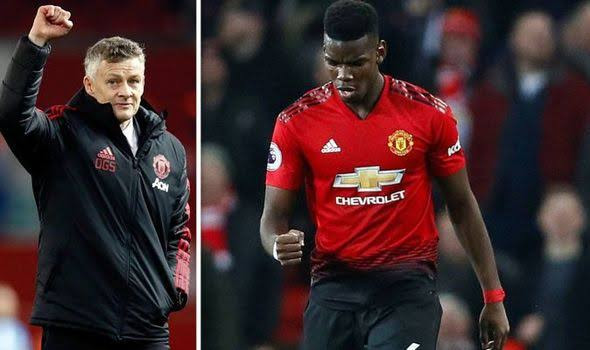 Solksjaer is 'fed up' and ready to sell Paul Pogba for £128million in January