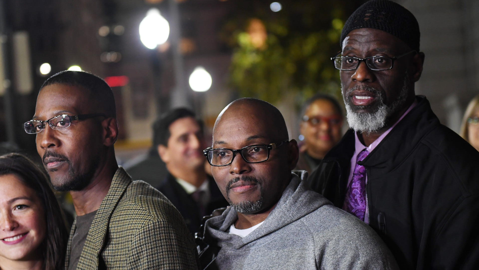 Three Black Men Wrongly Jailed For Life In The United States, Set Free