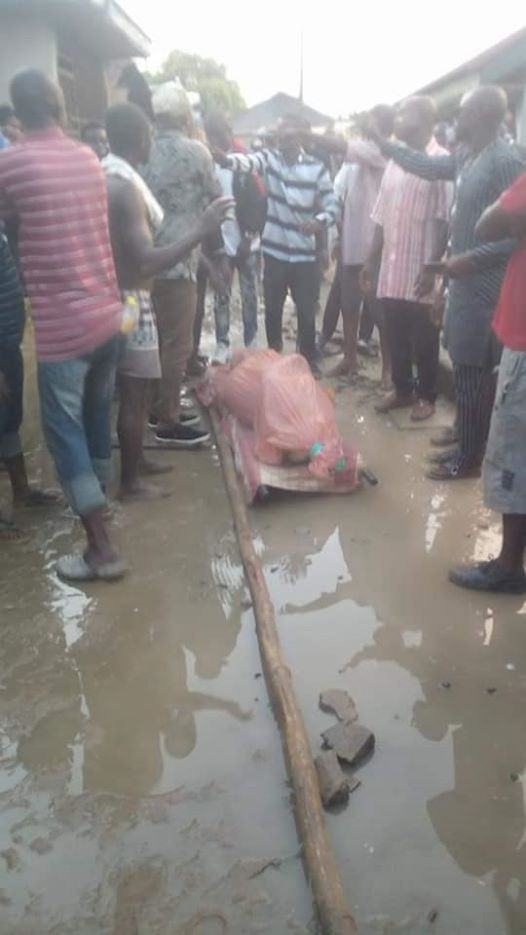 Mother of 34-year-old lady brutally murdered and dumped in a well in Rivers State cries for justice as police arrest her boyfriend, one other suspect