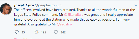 Fashion designer kidnapped by police