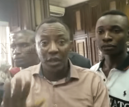 Omoyele Sowore accuses DSS of trying to assassinate him in court; also says they tried to break him in prison (video)