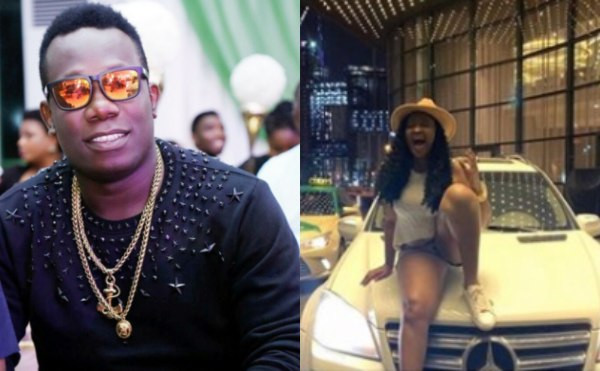 Duncan Mighty calls out Etinosa over car gift