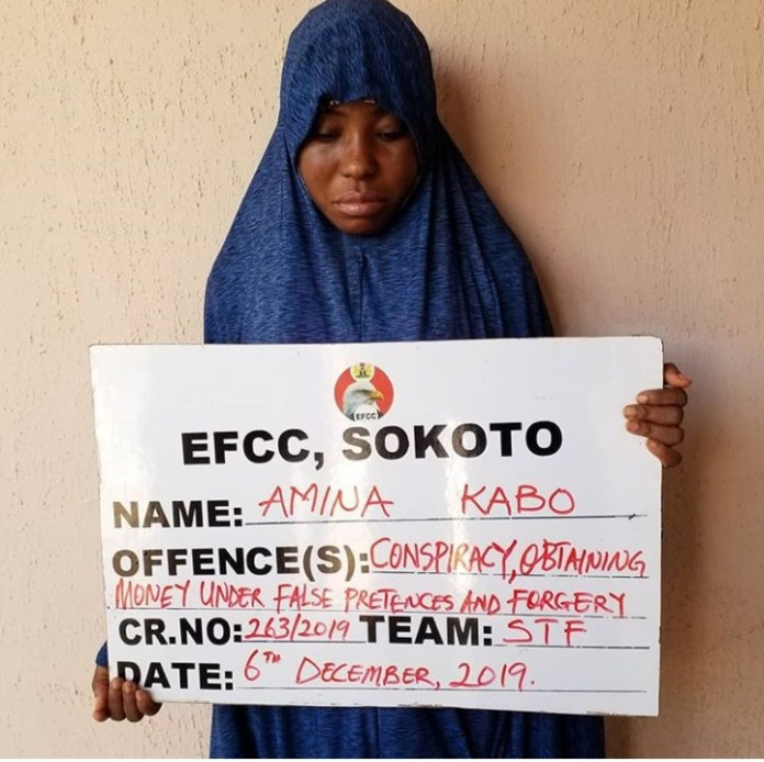 Wonder bank manager nabbed in Sokoto by the EFCC