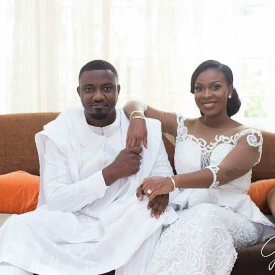 My wife dealt with me after my comment on legalizing polygamy - John Dumelo