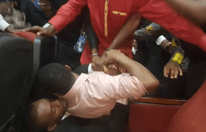 His imported crowd orchestrated the Abuja court drama – DSS finally breaks silence as Sowore's trial is adjourned to February 2020