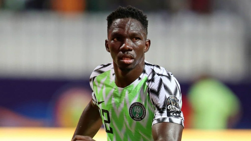 Nigerian defender Kenneth Omeruo reveals he told Chelsea