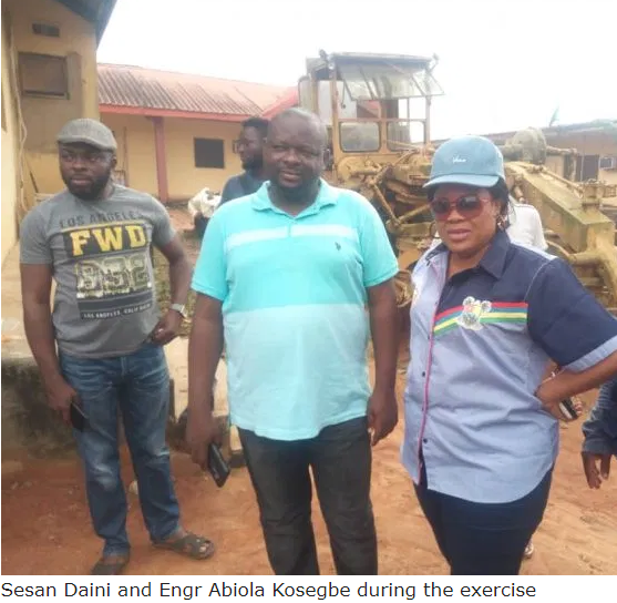 Building collapse: Lagos State government shuts down 19 buildings in Ikorodu