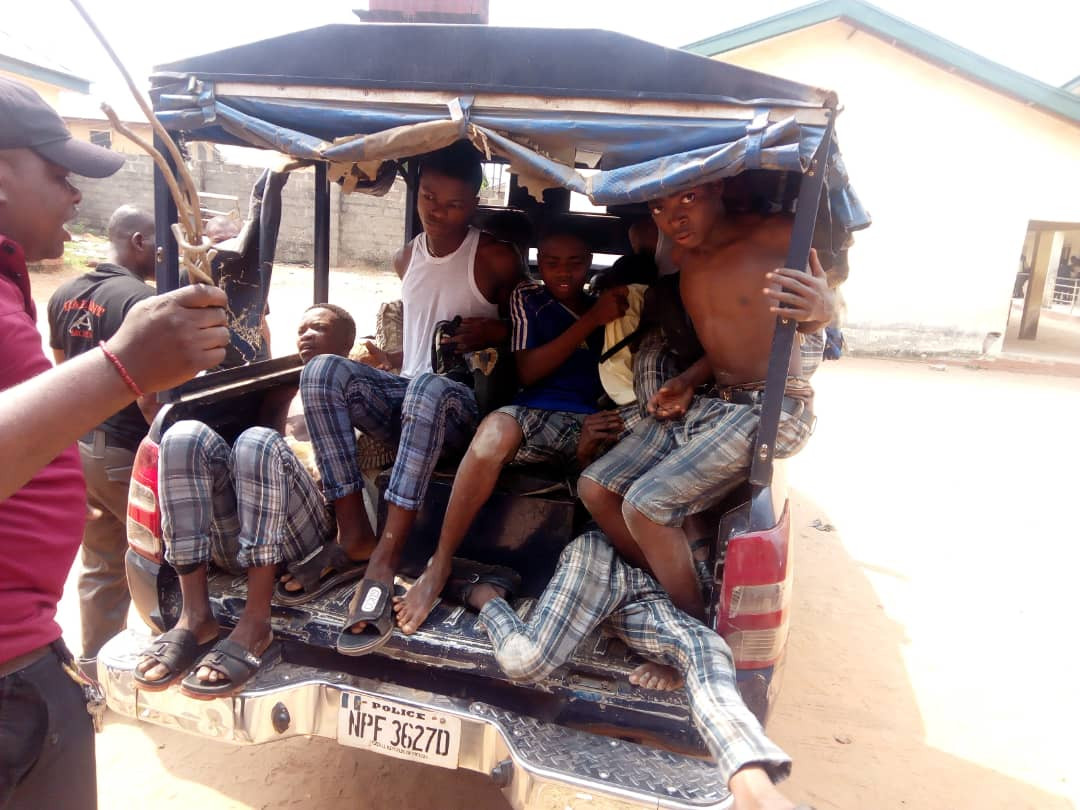 Students attack teacher after getting high in Delta state