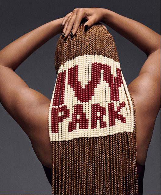 Beyonce flaunts her curvy backside and long braids in new sexy photo.?