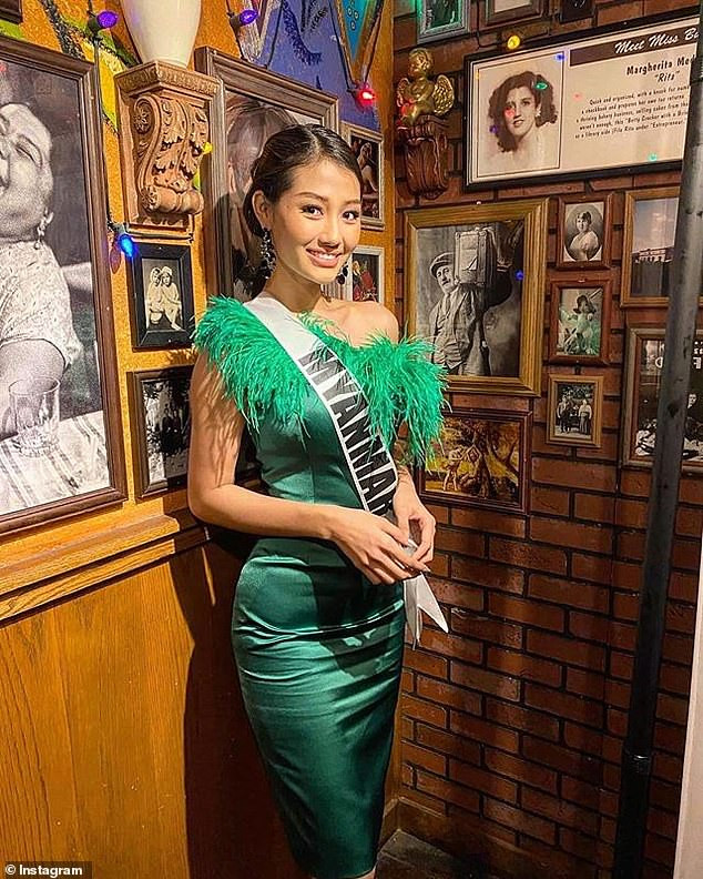 Miss Myanmar, Miss Myanmar comes out as a lesbian following her participation at the 2019 Miss Universe contestant, Premium News24