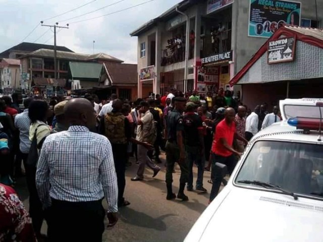 Rivers State University final year law student allegedly stabbed to death