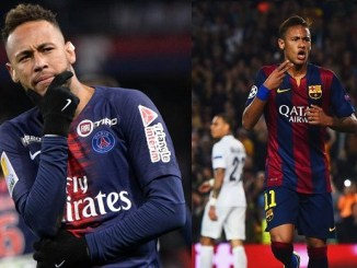Neymar sues his former club Barcelona for £2.9m over 'unpaid wages'