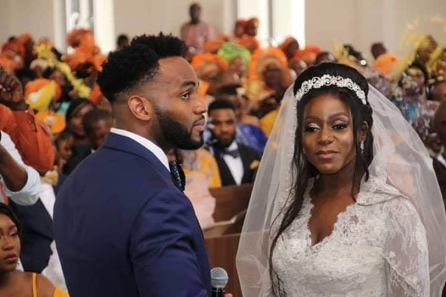 Photos from the wedding of PDP National chairman, Uche Secondus? daughter