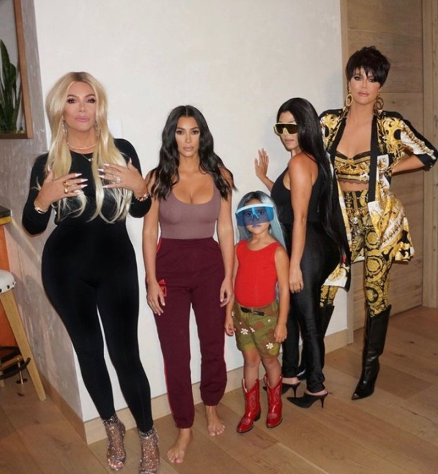 Kris Jenner channels Khloe Kardashian and vice versa as the Kardashian-Jenner family impersonate each other to aid family bonding