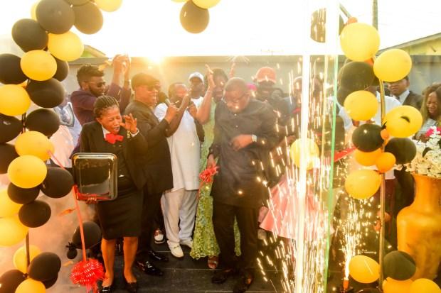 Prince Odi Okojie opens five star luxury hotel and resort in Abule Egba