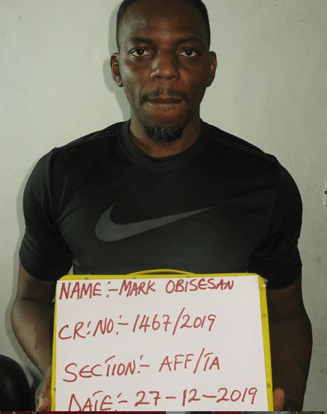 Fake $10,100, Ferrari, phones recovered from UK jailed alleged fraudster living in Banana Island, Ikoyi