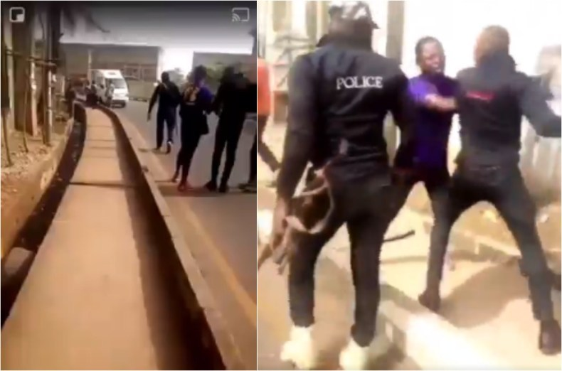 Enugu policemen arrested after assaulting man for refusing to unlock his iPhone