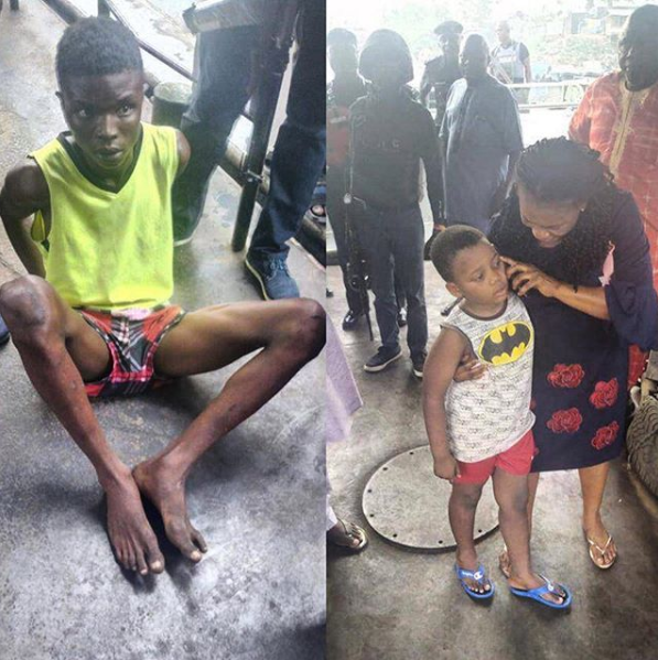 Six-year-old son of Bayelsa Commissioner, rescued from kidnappers after 3 weeks in captivity