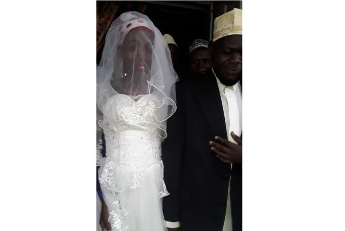 Shock in Uganda as Imam discovers his newlywed wife is a man who disguised as a woman (photos)