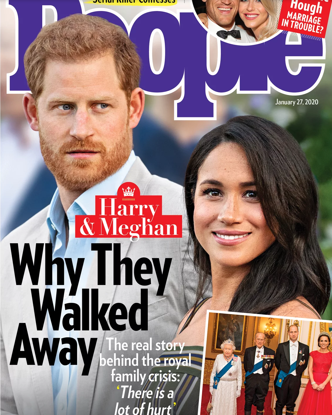 """""""There is so much bad blood in that family ? it?s toxic"""" Prince Harry and Meghan Markle"""