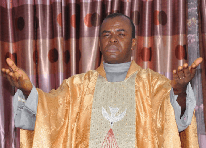 Father Mbaka trends on Twitter following Supreme Court judgement on Imo State governorship election