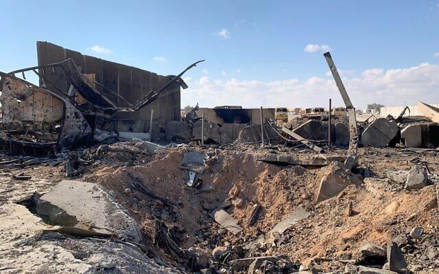 Pentagon admits 11 US soldiers were hurt in Iran missile strike