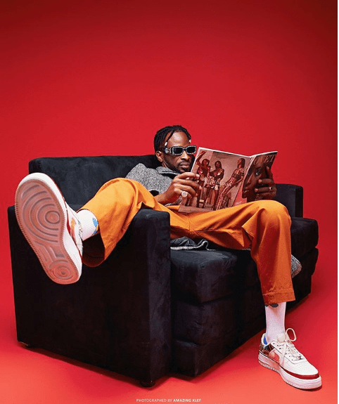 Nigerian singer 9ice celebrates 40th birthday in style (Photos)