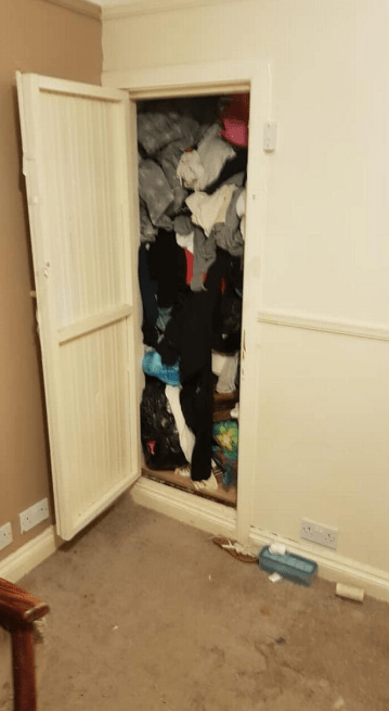 Landlord in tears after he saw the condition tenants left his house in (photos)