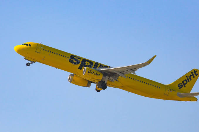 Woman alleges passenger sexually assaulted her while she was sleeping on Spirit Airlines flight