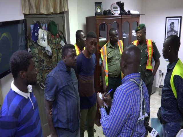 3 Nigerian stowaways who thought they were going to Spain, land in Ghana instead