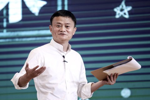 China?s richest man Jack Ma donates ?11m to help tackle coronavirus