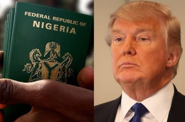 Trump administration adds Nigeria & 5 other countries to Travel ban list