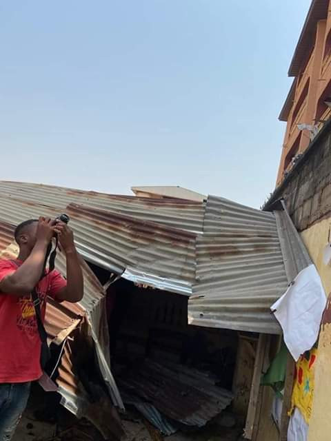 Two pre-nursery pupils killed, 2 others injured as overhead tanker falls into classroom in Anambra school
