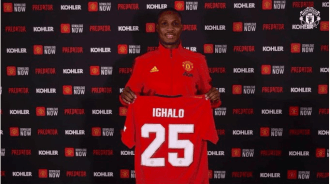 Odion Ighalo banned from Manchester United training ground over coronavirus fears