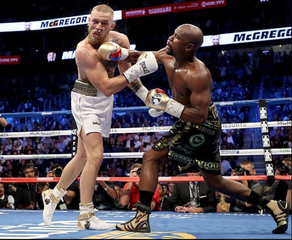 'I didn't really practice': Floyd Mayweather claims he only did 'pushups and sit-ups' before defeating Conor McGregor